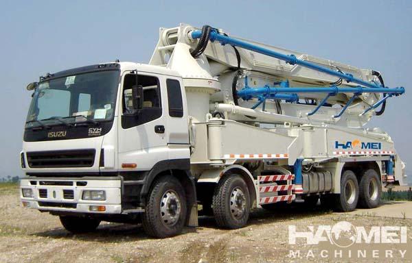 HDT5401THB-48/52 Concrete Pump